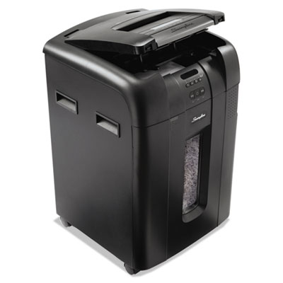 Swingline 1757577 Stack-and-Shred 500X Continuous-Duty Super Cross-Cut Shredder