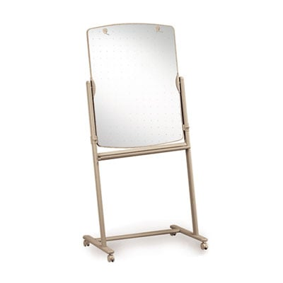 Quartet 300TE Total Erase Reversible Mobile Presentation Easel