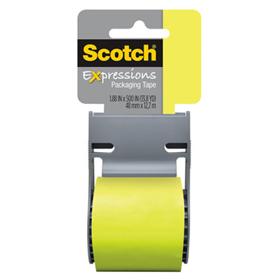 Scotch 141PRTD11 Expressions Packaging Tape