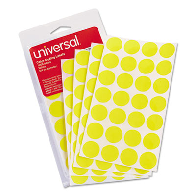 Universal Office Products 40114 Labels