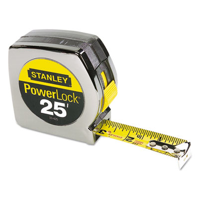 Troy 33425 Stanley Powerlock Tape Rule