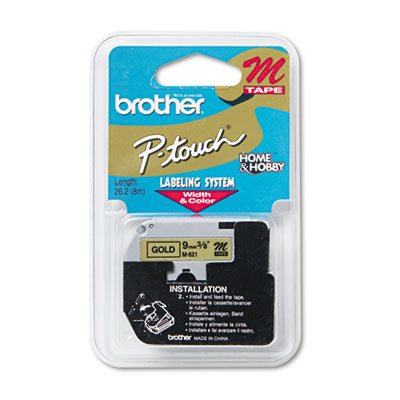 Brother M821 Labels