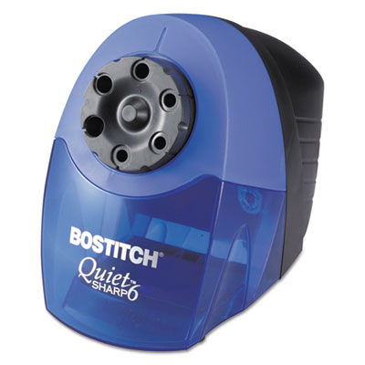 Troy EPS10HC Bostitch QuietSharp 6 Classroom Electric Pencil Sharpener