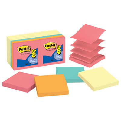 Post-it R33014YWM Pop-up Notes Original Pop-up Notes Value Pack