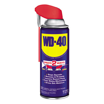 WD-40 490040 Smart Straw Spray Lubricant