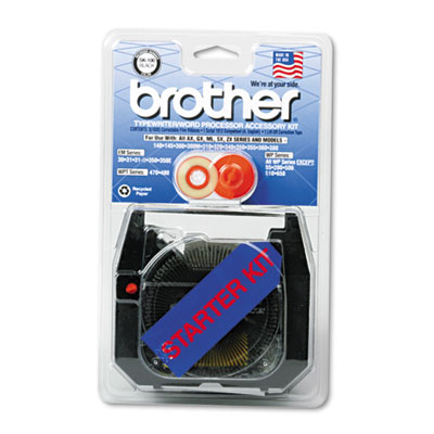 Brother SK100 Starter Kit for Brother Typewriters