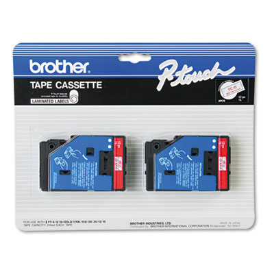 Brother TC11 Labels