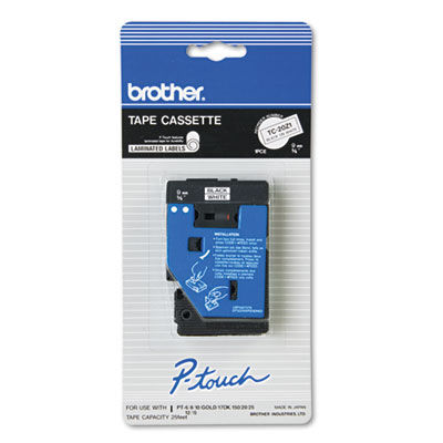 Brother TC20Z1 Labels