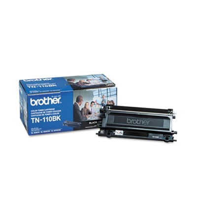 Brother TN110BK Black Toner Cartridge