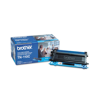 Brother TN110C Cyan Toner Cartridge