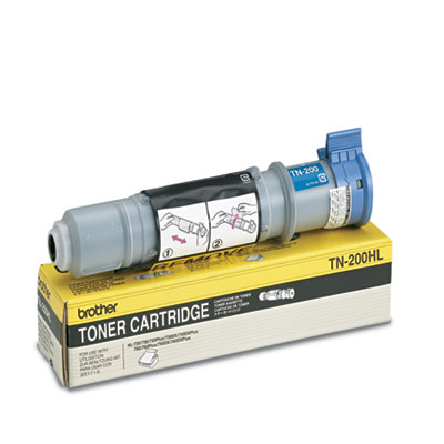 Brother TN200HL Black Toner Cartridge