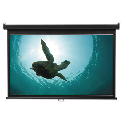 Quartet 85571 Wall or Ceiling Projection Screen