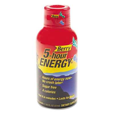 5-hour ENERGY SN500181 Energy Shot