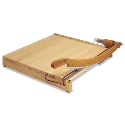 Swingline 1142 ClassicCut Ingento Solid Maple 15-Sheet Paper Trimmer