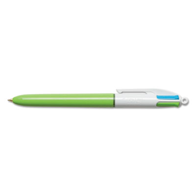 BIC AMP21 4-Color Retractable Ballpoint Pen