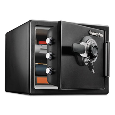 Sentry OS0401 Safe Fire-Safe Tubular Key & Combination Safe