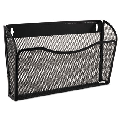 Rolodex 21931 Single Pocket Wire Mesh Wall File