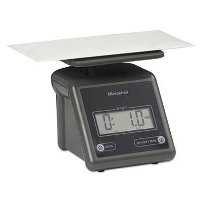 Brecknell PS7 7 lbs. Electronic Postal Scale