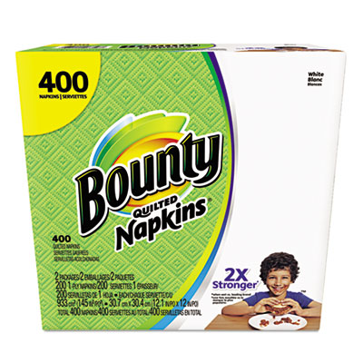 Bounty 06356 Quilted Napkins