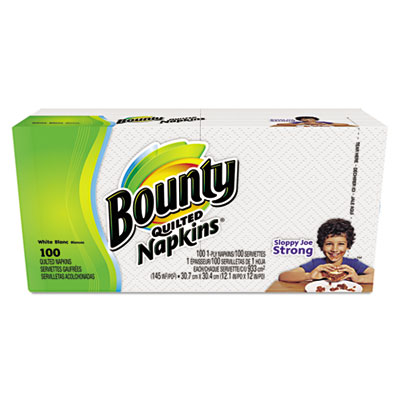 Bounty 34884 Quilted Napkins