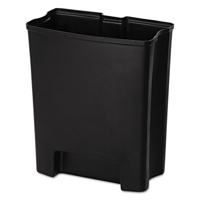 Rubbermaid 1900896 Commercial Rigid Liner for Step-On Waste Container