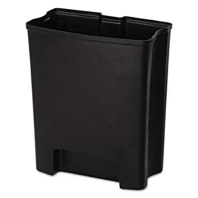 Rubbermaid 1900697 Commercial Rigid Liner for Step-On Waste Container