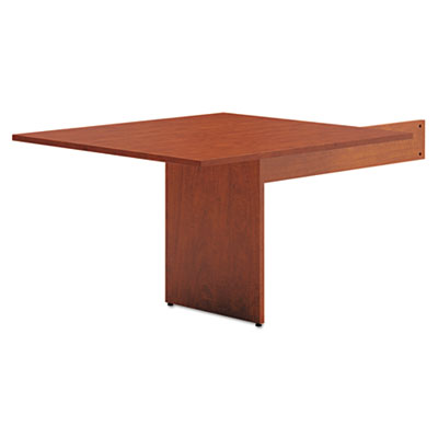 Basyx BLMT48RA1A1 HON BL Laminate Series Rectangle-Shaped Modular Conference Table End