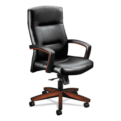 HON 5001COEE11 5000 Series Park Avenue Collection Executive High-Back Knee Tilt Chair