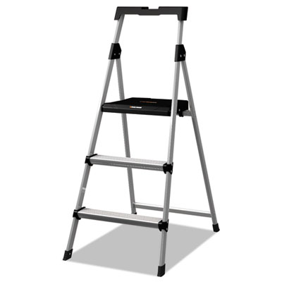 Louisville BXL226003S Black & Decker Aluminum Step Stool