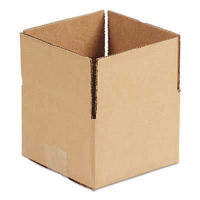 General Supply 10103 United Facility Supply Brown Corrugated - Fixed-Depth Shipping Boxes