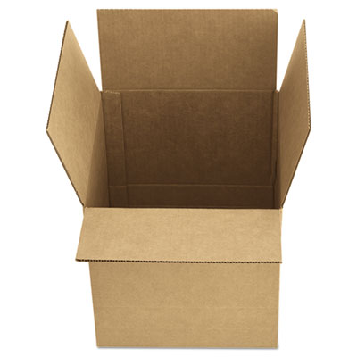 General Supply 11812M United Facility Supply Brown Corrugated - Multi-Depth Shipping Boxes