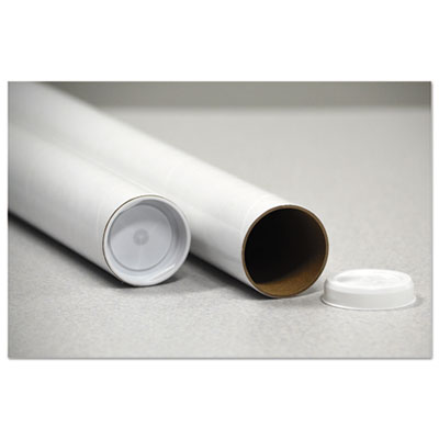 General Supply RRTW212 United Facility Supply Round Mailing Tubes