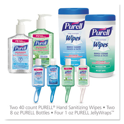 PURELL 9120K1EC On the Go Hand Sanitizer Kit