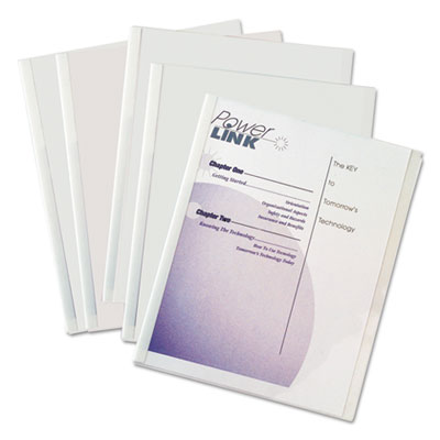 C-Line 32457 Report Covers with Binding Bars