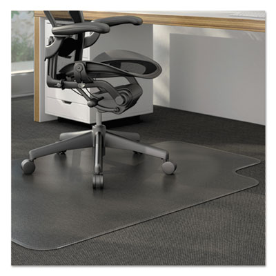 Universal Office Products 56807 Universal Studded Chair Mat for Low Pile Carpet