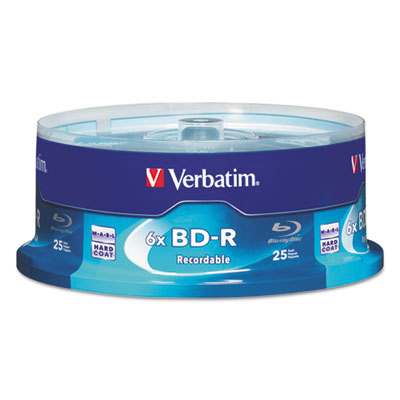Verbatim 97457 BD-R Recordable Disc