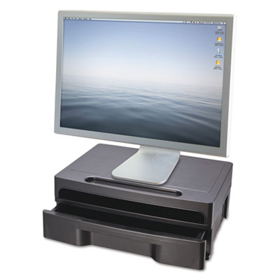 Officemate 22502 Monitor Stand with Drawer
