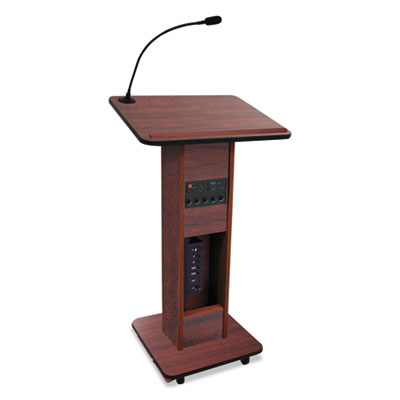 AmpliVox SW355MH Elite Lecterns with Sound System