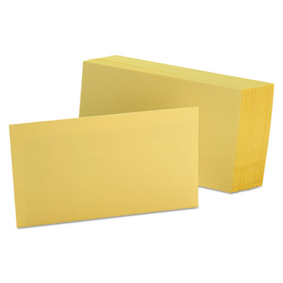 Oxford 7320CAN Index Cards
