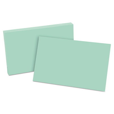 Oxford 7520GRE Index Cards
