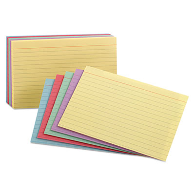 Oxford 40280 Index Cards
