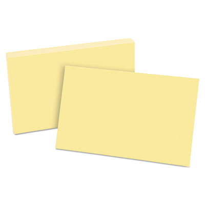 Oxford 7520CAN Index Cards