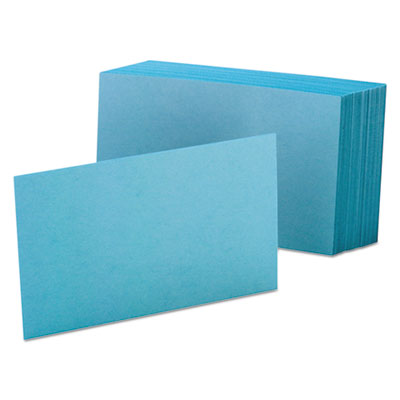 Oxford 7420BLU Index Cards