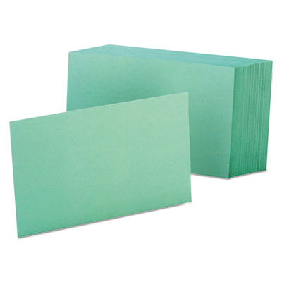 Oxford 7420GRE Index Cards