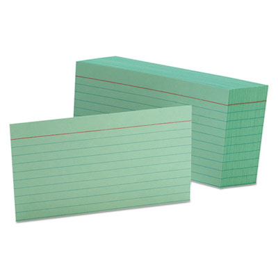 Oxford 7321GRE Index Cards