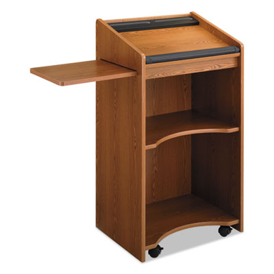 Safco 8918MO Executive Mobile Lectern
