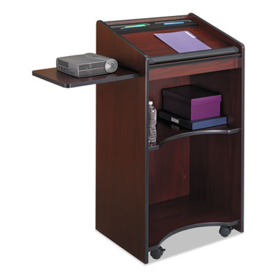 Safco 8918MH Executive Mobile Lectern