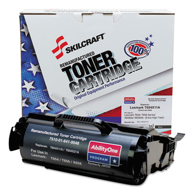 AbilityOne 6419546 Black Toner Cartridge