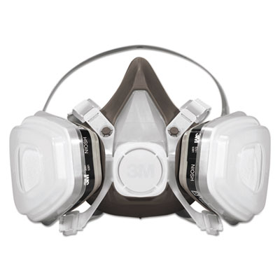 3M 53P71 Half Facepiece Disposable Respirator Assembly