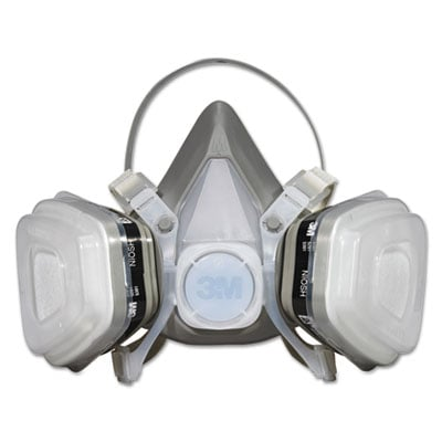 3M 52P71 Half Facepiece Disposable Respirator Assembly